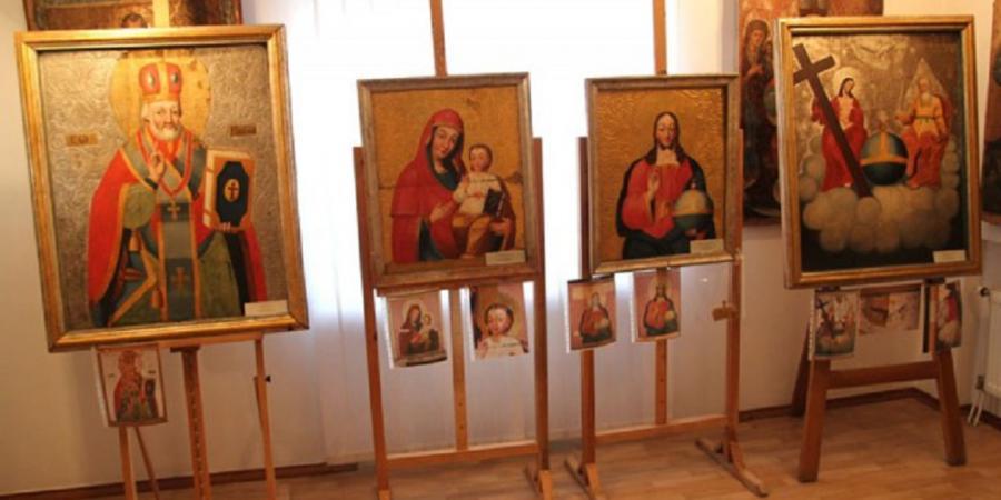 Слайдшоу закладу Музей волинської ікони, Музей Волинської ікони