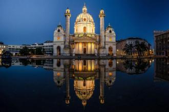 Празьке дежавю+Відень… Автобусний тур на 4 дні за 78 eur!