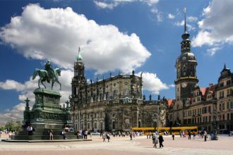 Полька Саксонії… 2 ночи в Берлине и 2 ночи в Дрездене