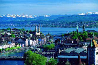 Незабутній тиждень у Швейцарії…