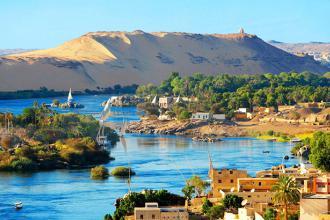 Романтичний круїз по Нілу!!!
