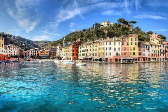 Куточок морського раю ... Італія