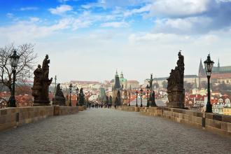 """Тур """"Празька цукерочка"""". Прага, Карлові Вари, Замок Штейнберг,  Дрезден + Відень!"""