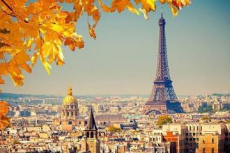 Тур Парижа шик і блиску час!