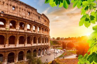 Рим чарівний завжди!  Флоренція, Неаполь та Венеція!