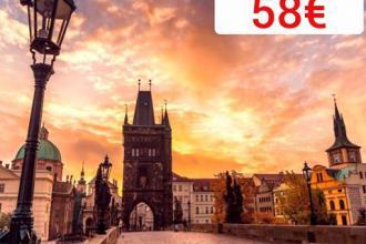 Містична та загадкова Прага в турах від 58€!