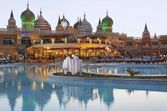 Єгипет-Шарм_Aqua Blu Sharm El Sheikh