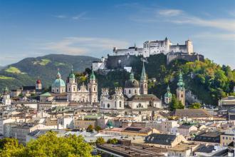 Альпійське тріо Мюнхен, замок Нойшванштайн, Цюріх і Відень!