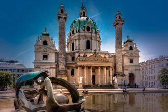 Відень та Будапешт 66 євро!