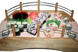 Суші із суши-бару Грабінскі