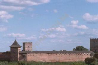 Верхній Замок Любарта фото #3