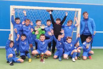 Відбувся перший відкритий турнір з міні-футболу «Олімпія Cup»