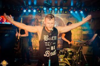 "Концерт гурту ""Vidverto"" 15.10.2016 в Кораблику"