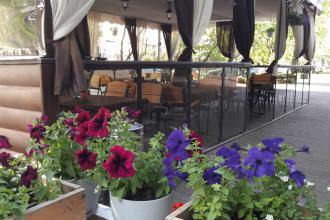 """Літня альтанка, Ресторан """"Прага"""" фото #2"""