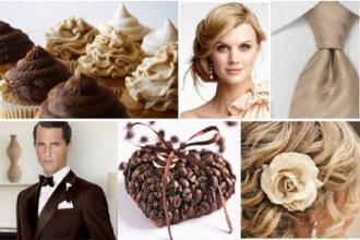 Палітра кольорів та відтінків, які ми пропонуємо для весільного декору!, Рестпарк (ресторан) фото #4