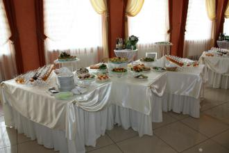 Організація фуршетів та кейтеринг. Кейтеринг у Луцьку від скатертини до десерту., Рестпарк (ресторан) фото #10