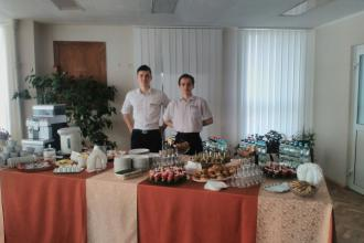 Організація фуршетів та кейтеринг. Кейтеринг у Луцьку від скатертини до десерту., Рестпарк (ресторан) фото #13
