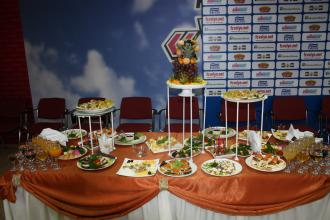 Організація фуршетів та кейтеринг. Кейтеринг у Луцьку від скатертини до десерту., Рестпарк (ресторан) фото #15
