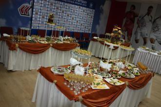 Організація фуршетів та кейтеринг. Кейтеринг у Луцьку від скатертини до десерту., Рестпарк (ресторан) фото #16