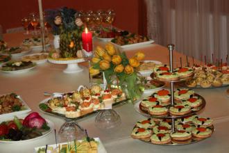 Організація фуршетів та кейтеринг. Кейтеринг у Луцьку від скатертини до десерту., Рестпарк (ресторан) фото #17