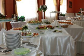 Організація фуршетів та кейтеринг. Кейтеринг у Луцьку від скатертини до десерту., Рестпарк (ресторан) фото #20