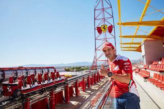 Відкриття Ferrari Land в Іспанії