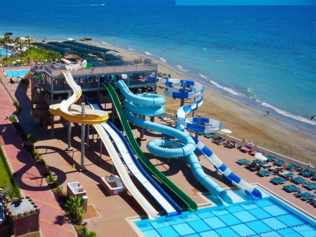 фото туру Рекомендуєм - Eftalia Aqua Resort 5*, Аланья, Туреччина.