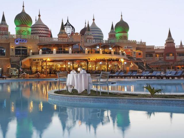 фото туру Єгипет-Шарм_Aqua Blu Sharm El Sheikh