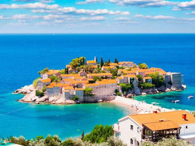 фото туру Чорногорія - морська рів'єра Адріатики (відпочинок на морі)