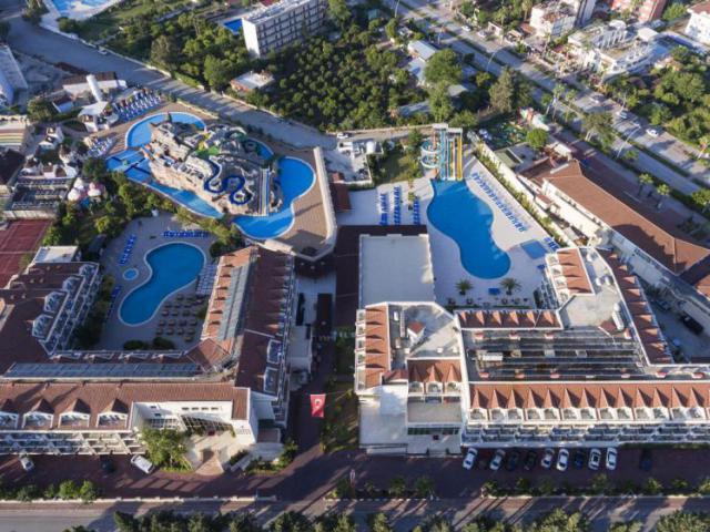 фото туру Туреччина!!!! Готель Kemer Dream Hotel 4*