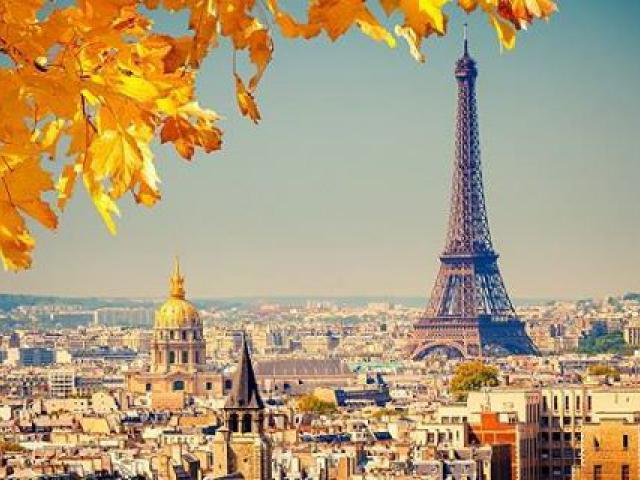 фото туру Романтичні вихідні в Парижі