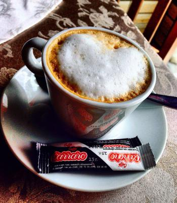 Знижка на каву з сбою.