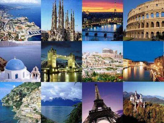 Тури в Європу від 19 євро!