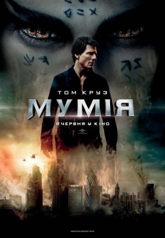 постер Мумія