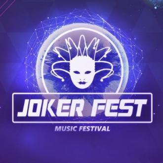 постер Міжнародний фестиваль електронної музики Joker Fest 2017