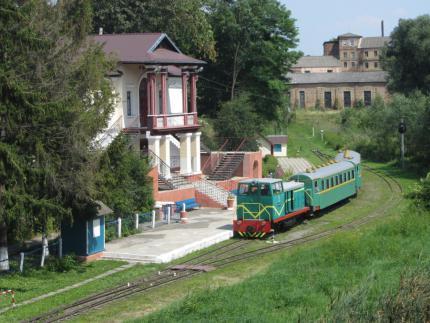 фото Луцька дитяча залізниця відкриває новий сезон літніх перевезень