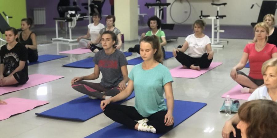 Наші тренування!, WellnessWay