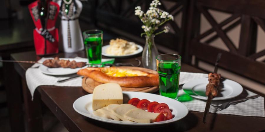 """Слайдшоу """" Сулі Гулі """", Грузинська пекарня """" Сулі Гулі """""""