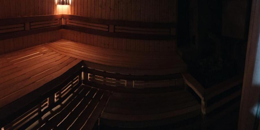 """інтер""""єр, Сауна комплексу розваг та відпочинку «101 кілометр»"""