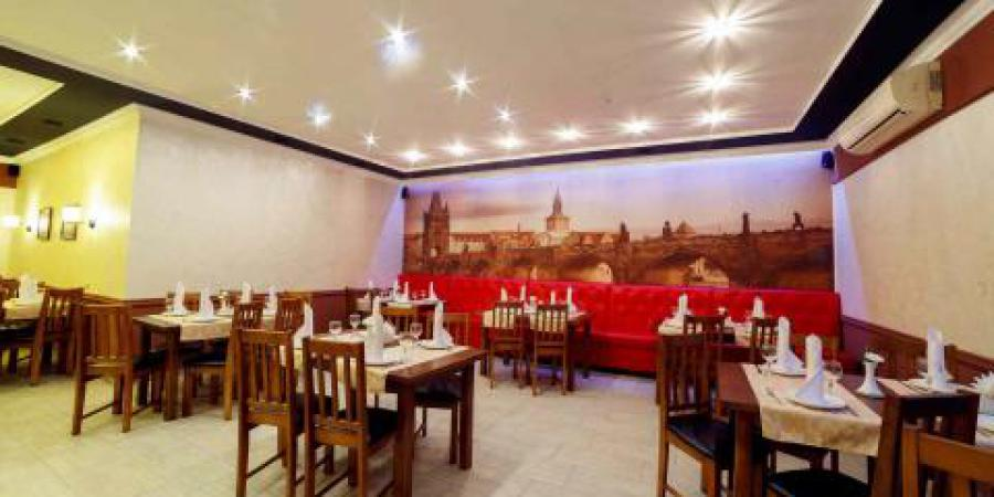 Ресторан Прага у Луцьку