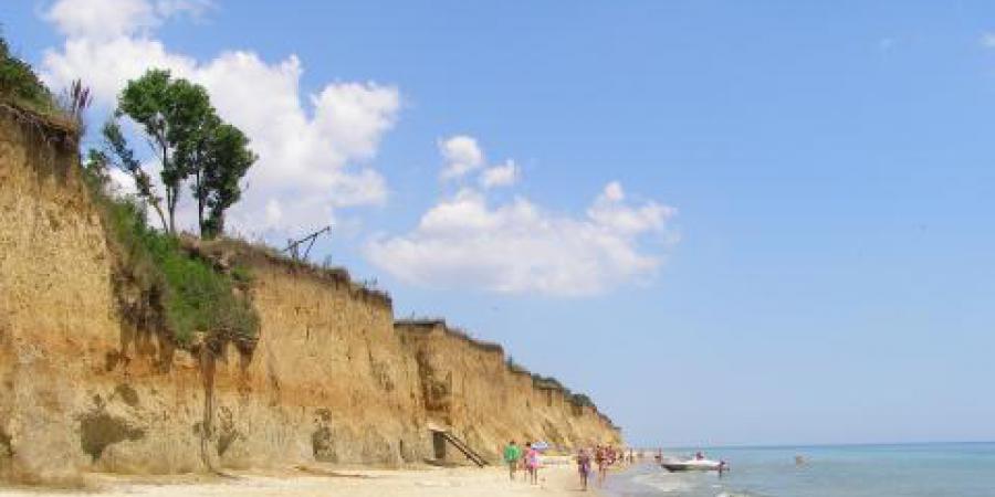 Наш пляж...