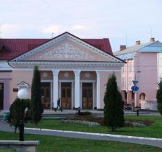 Волинський  академічний обласний театр ляльок