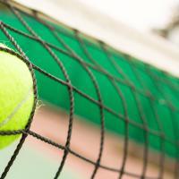 Тенісні корти фото #3