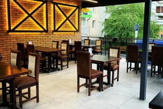 Літня тераса кафе «Сито-П'яно» офіційно оголошується відкритою