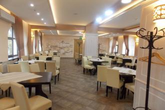 Інтер'єр, Ресторація болгарської кухні ЧЕВЕРМЕТО (Дубнівська, 99а) фото #4