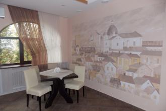 Інтер'єр, Ресторація болгарської кухні ЧЕВЕРМЕТО (Дубнівська, 99а) фото #6