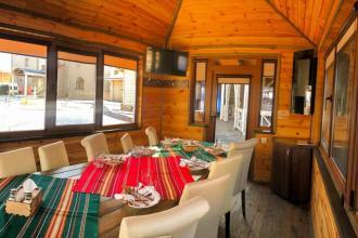Альтанки, Ресторація болгарської кухні ЧЕВЕРМЕТО (Дубнівська, 99а) фото #4