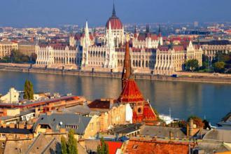 """Акційна пропозиція-  Тур """"Угорський чардаш! Відень та Будапешт"""""""
