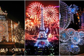 Новий Рік в Європі!