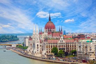 Наш Будапешт!  Закрут Дунаю, Відень і Хевіз!